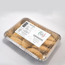 Empanaditas mechada mozzarella