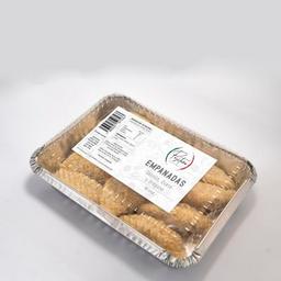 Empanaditas cebolla queso y orégano