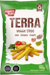 Marco Polo Terra Sticks De Vegetales