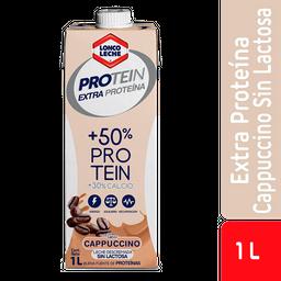 Loncoleche Leche Protein Milk Loncolech Cappuccino