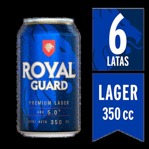 Royal Guard Cerveza
