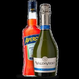 Pack Aperol + Valdivieso Brut