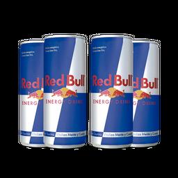 4 X Red Bull 250 Ml