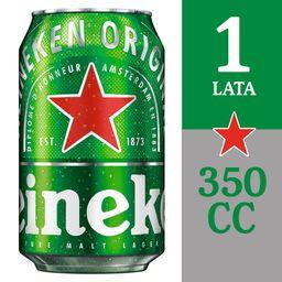 Heineken Cerveza Lata 6 Pack