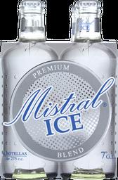 Four Pack Mistral Ice Blend 275 Ml