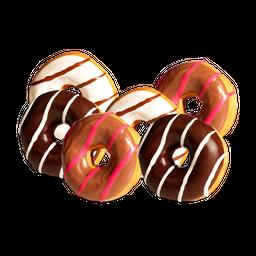 Lleva 6 Y Paga 5 Donuts Rellenas