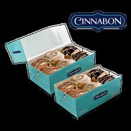 2 X Caja Cinnabon