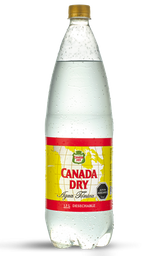 Agua Tónica Canada Dry Zero 1,5 L