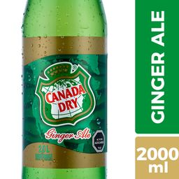 Bebida Canada Dry Ginger Ale 1,5 L
