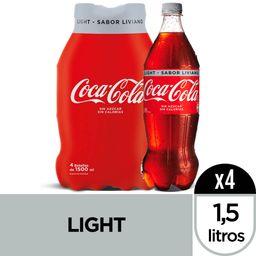 Bebida Coca Cola Light 1,5 L