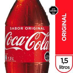 Bebida Coca Cola 1,5 L