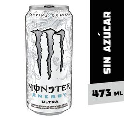 Energética Monster Ultra 473 Ml