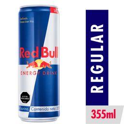 Bebida Energética Red Bull Tradicional Lata 355ml