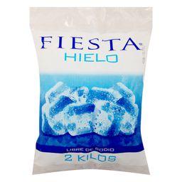 Hielo En Cubos Fiesta 2 K