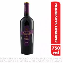 Misiones De Rengo Vino Cuvee Cabernet Sauvignon 14 G