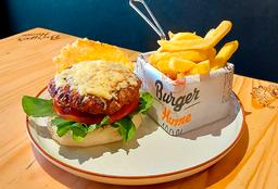 Parmesano Burger
