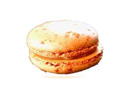 Macaron Caramel francés