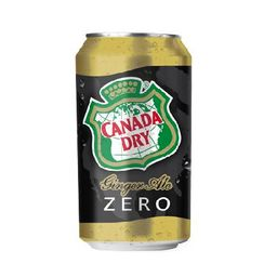 Ginger Ale zero
