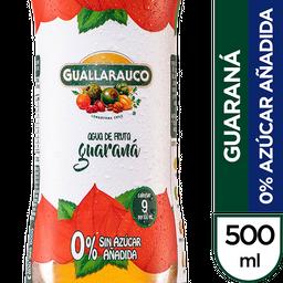 Guallarauco Agua De Fruta Guarana