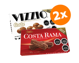 Promo 2X Chocolates Costa