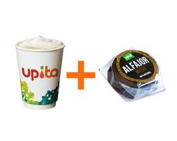 Café en Grano 12oz + Alfajor Upa! Bitter