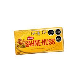Chocolate Sahne Nuss Barra 250g