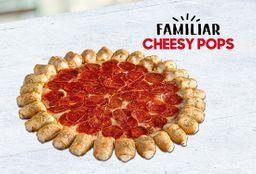 Pizza Familiar Cheesy Pops