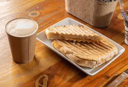 Panini Catalán + Café a elección