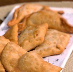 Empanadas de Salmón Ahumado (4unid)