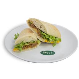 Sándwich Mechada