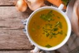 Sopa Consomé de Pollo