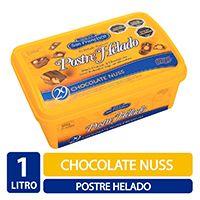 Chocolate nuss postre helado san francisco de loncomilla 1l