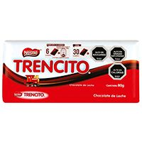 Trencito Chocolate Nestle