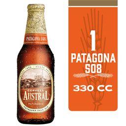 3 x Austral Cerveza Patagona 508