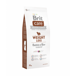 Brit Care Alimento Para Perro Weight Loss Rabbit