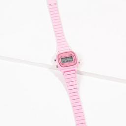 Reloj Metalico Rosa