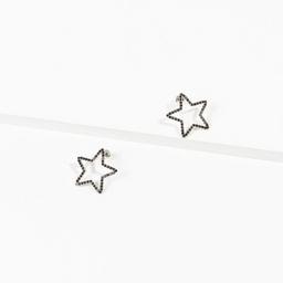Aros pasantes NIGHT Estrellas