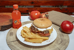 Lunch  Mechada Talinay