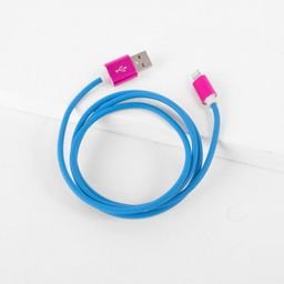 Cable usb colorful para iphone