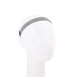 Cintillo flexible con aplique de tachas