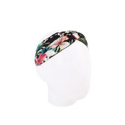 Cintillo textil estampa floral