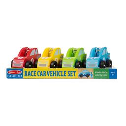 Set Autos De Carrera
