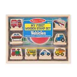 Mi Primer Set De Stamps - Vehículos