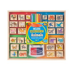 Mi Primer Set De Stamps - Animales