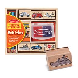 Stamps Madera - Vehículos
