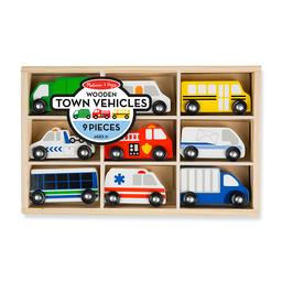 Set Vehículos Urbanos
