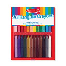 Lápices De Cera Triangulares Colores