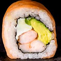 Salmon Cheese roll