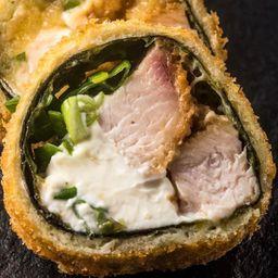 18 Hot Pollo Apanado Roll