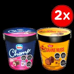 Promo: 2x Chomp 225 ml variedades